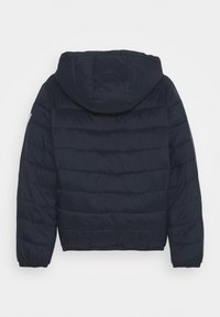 Abercrombie & Fitch - COZY PUFFER - Winter jacket - navy - 1