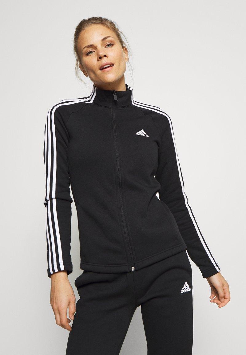 adidas Performance - ENERGIZ - Treningsdress - black/black