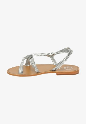 NAUSSICA  - Sandals - silver