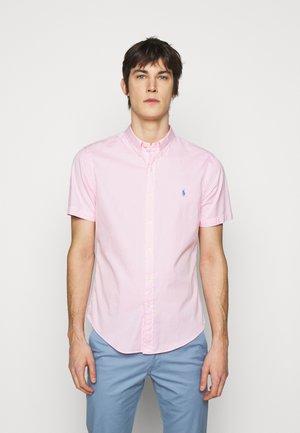 Shirt - carmel pink
