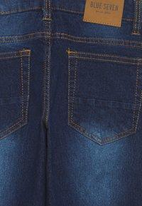 Blue Seven - TEENS BASIC SLIM - Džíny Slim Fit - blau - 2