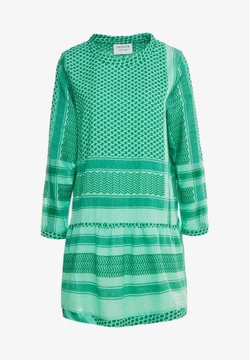 DRESS - Day dress - green