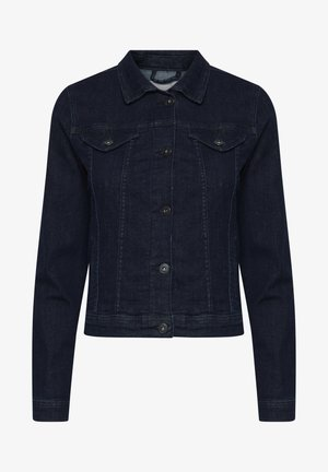 STAMP - Denim jacket - raw authentic blue, denim