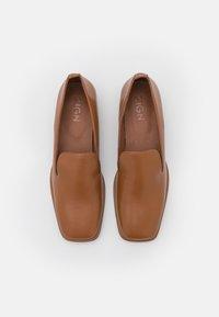 Zign - Nazouvací boty - cognac - 5