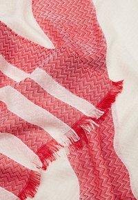s.Oliver - Scarf - red stripes - 5
