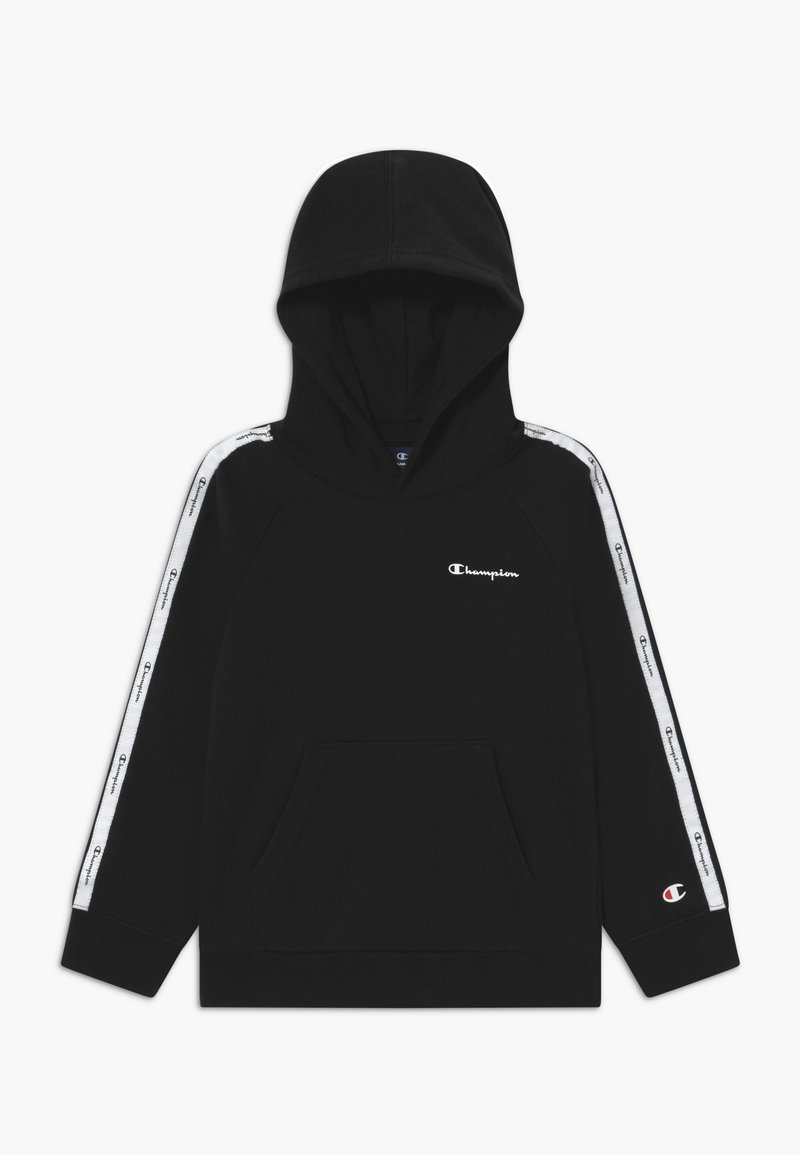 Champion - LEGACY AMERICAN TAPE HOODED - Sweat à capuche - black