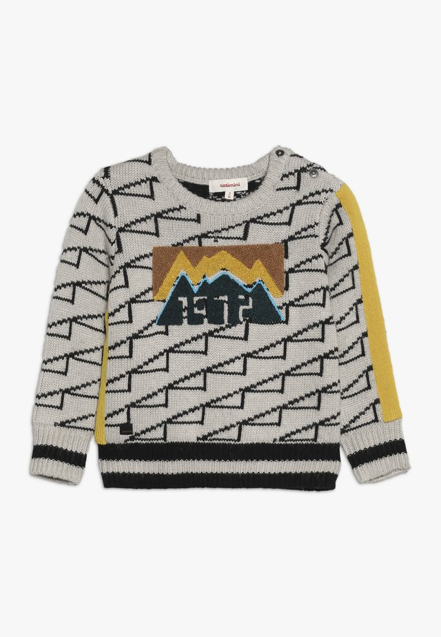 PULL - Pullover - sable