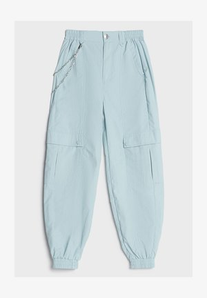 MIT KETTE - Trousers - light blue