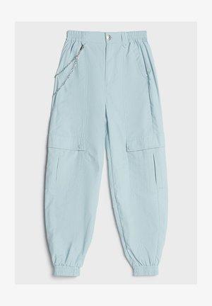 MIT KETTE - Kalhoty - light blue