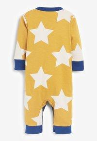 Next - 3 PACK COLOURBLOCK FOOTLESS SLEEPSUITS - Sleep suit - blue - 2