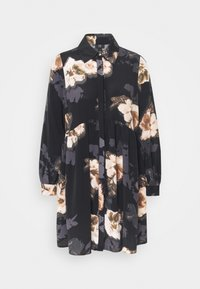 River Island Petite - Shirt dress - black - 4