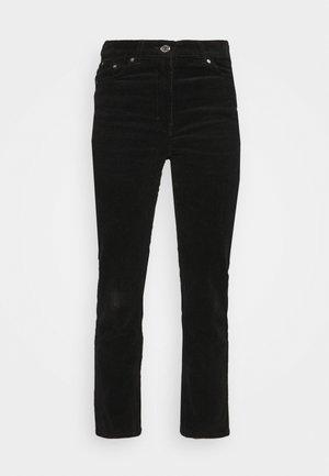 EVE TROUSER - Trousers - black