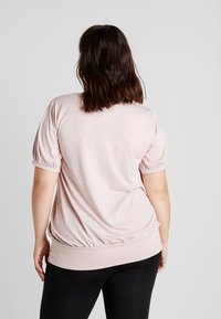 Active by Zizzi - ASAN FRAN - Basic T-shirt - pale mauve - 2