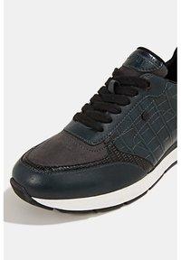 Esprit - Sneakers laag - dark teal green - 5