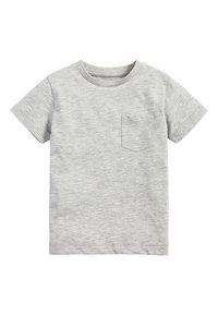 Next - LIGHT GREEN SHORT SLEEVE T-SHIRT (3MTHS-7YRS) - Basic T-shirt - grey - 0