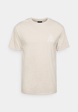 ESSENTIALS TEE - T-shirt print - camel