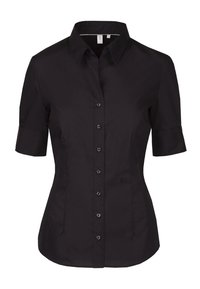 Seidensticker - Button-down blouse - schwarz - 0