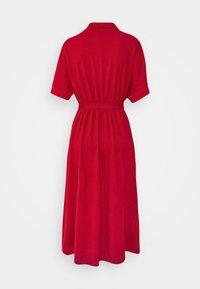 Lacoste - Shirt dress - coccinelle - 1