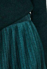 Anna Field - A-linjainen hame - green - 4
