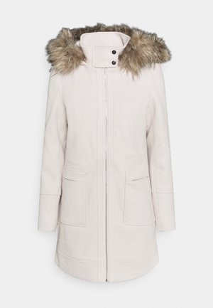 FRAN COAT - Kåpe / frakk - cream