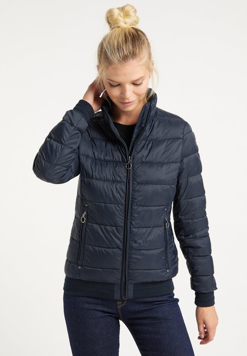 DreiMaster - STEPPJACKE - Winter jacket - marine