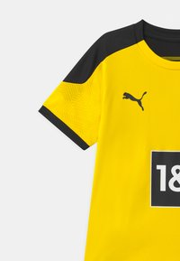 Puma - BVB BORUSSIA DORTMUND TRAINING UNISEX - Club wear - cyber yellow/puma black - 3