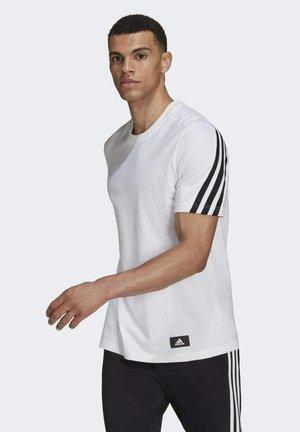 M FI 3S TEE - T-shirts print - white