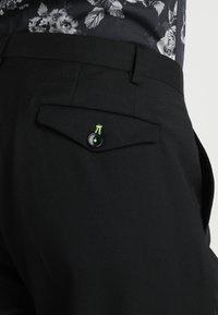 Twisted Tailor - HEMINGWAY SUIT - Suit - black - 8