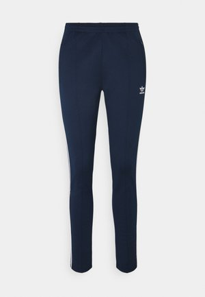 PANTS - Pantaloni sportivi - collegiate navy/white