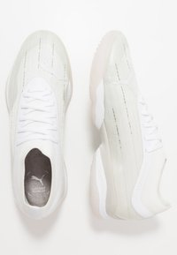 Puma - ADRENALITE 1.1 - Håndboldsko - vaporous gray/white - 1