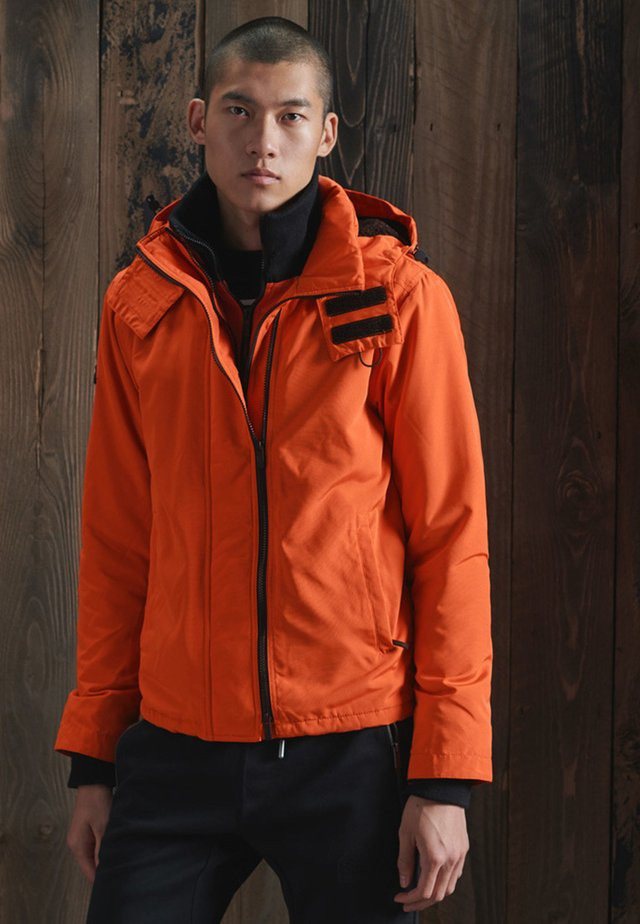 OTTOMAN ARCTIC SD - Outdoorjas - orange