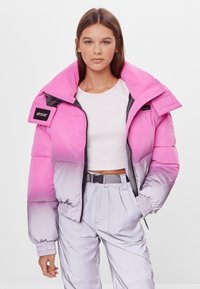 Bershka - Winter jacket - pink - 0