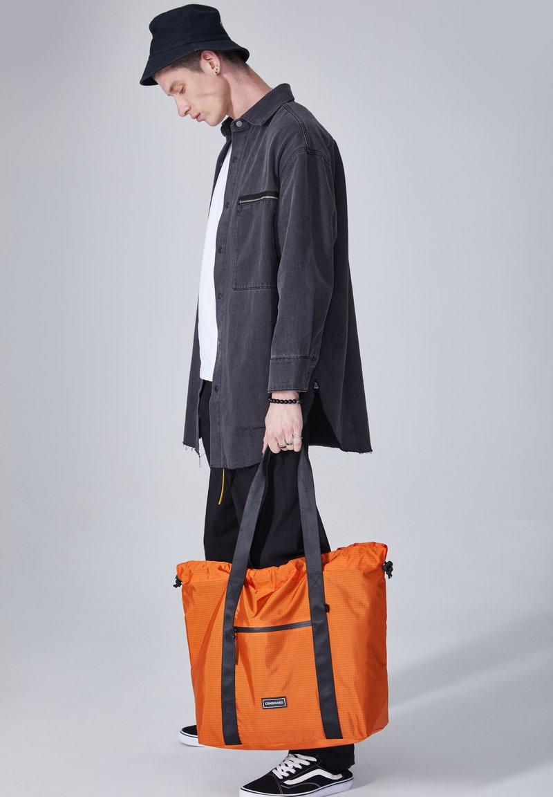 CONSIGNED - IONIA  - Shopping bag - orange