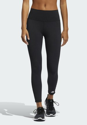 BELIEVE THIS 2.0 LACE-UP 7/8 TIGHTS - Legging - black