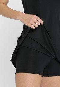 adidas Performance - CLUB DRESS SET - Sportovní šaty - black - 5