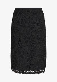 N°21 - Pouzdrová sukně - black - 4