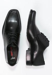 Lloyd - DAGGET - Elegantní šněrovací boty - schwarz - 1