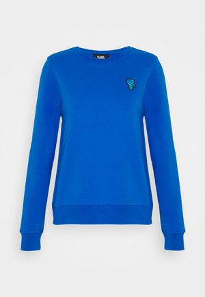 MINI IKONIK PATCH  - Sweatshirt - blue