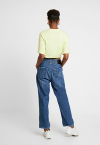 One Teaspoon - RODEO SAFARI HIGH WAIST RELAXED - Jeans Relaxed Fit - rodeo blue - 2