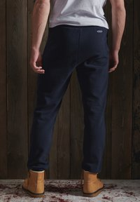 Superdry - Tracksuit bottoms - rich navy - 1