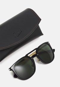 Persol - UNISEX - Sunglasses - black/gold - 2