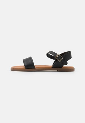 GOLDY - Sandals - black