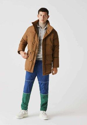 Down jacket - marron