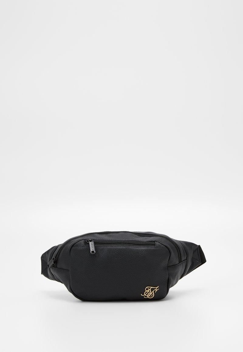 SIKSILK - BUMBAG - Bum bag - black