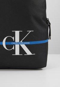 Calvin Klein Jeans - MONOGRAM STRIPE BACKPACK - Batoh - black - 2