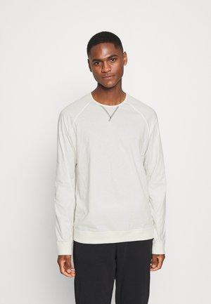 MEN TOP LONG - Koszulka do spania - off-white
