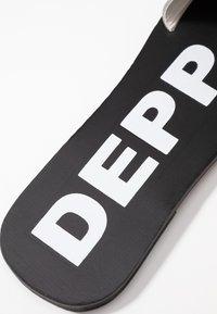 Depp - Mules - monterrey blanco - 2