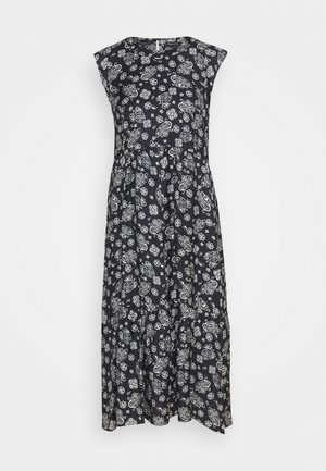 DRESS PRINT STYLE FEMININE SHAPE - Kjole - multi/midnight