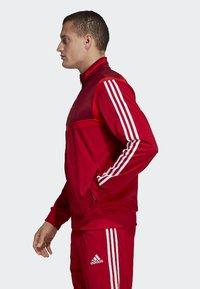 adidas Performance - TIRO 19 PES TRACKSUIT - Training jacket - red - 2