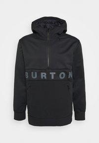 Burton - CROWN - Softshelljas - true black - 4